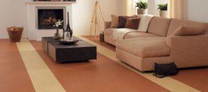 Linoleum vloer reinigen woonkamer