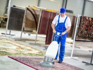 Perzische tapijten reinigen